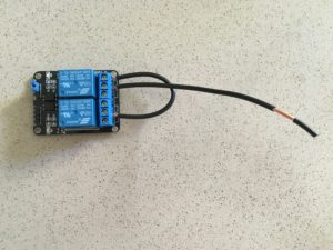 Relay Loop & AC In Wire